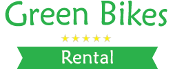 Green Bikes – Rent your bike in Haarlem Logo
